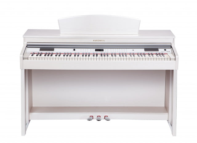 M3W Digital Piano White