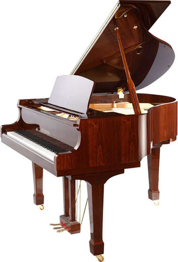 Brand New - Steinhoven SG148 - High Gloss Walnut Baby Grand Piano!