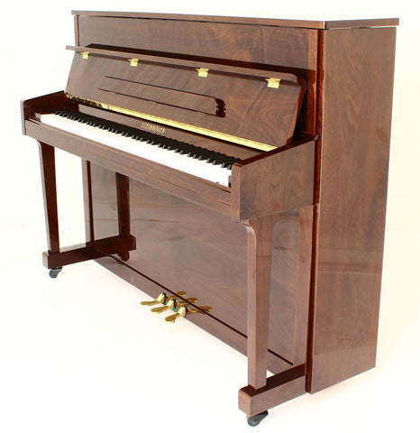 Brand New - Steinhoven Walnut Upright Piano