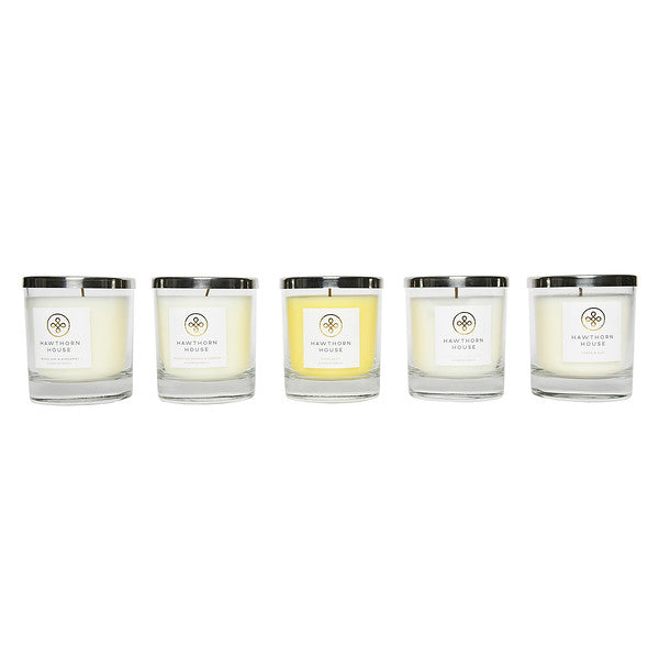A Candle Collection