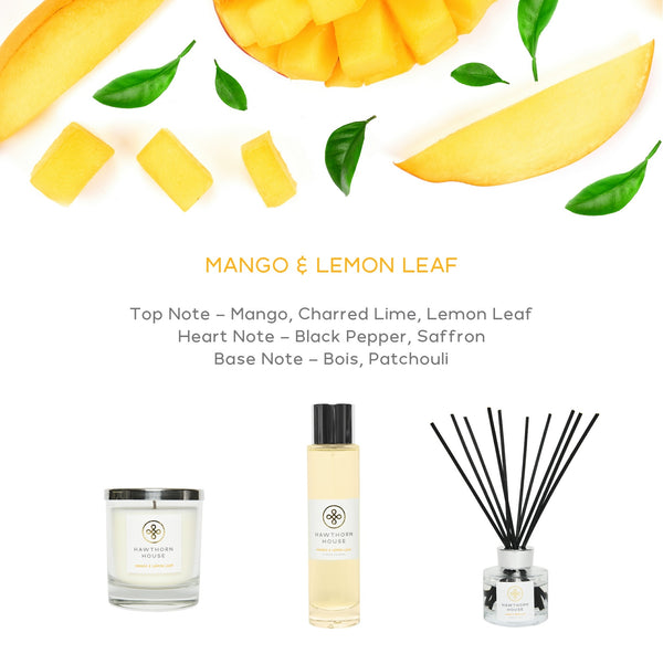 Mango & Lemon Leaf Collection