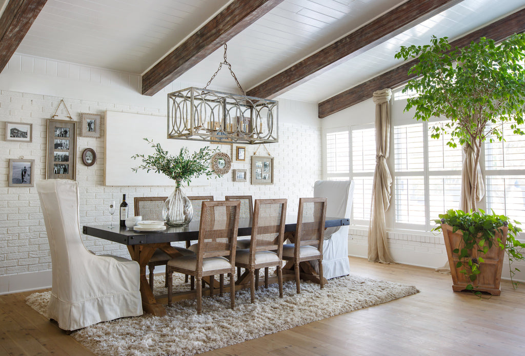 Coastal Dining Room – Villa Decor & Design