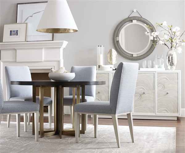 Blue Grey Dining Room By Vanguard