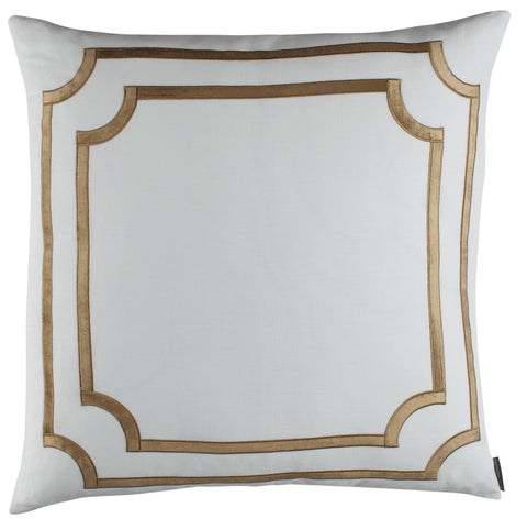 Ice Silver Mozart Pillow