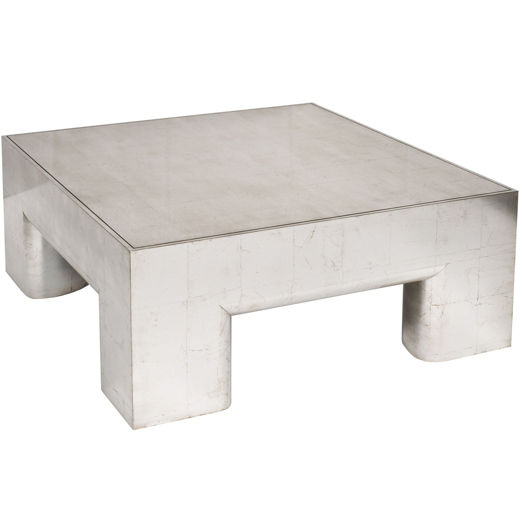 Contemporary Parsons Square Coffee Table