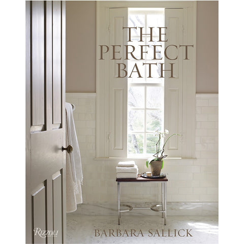 The Perfect Bath - Coffee Table Book