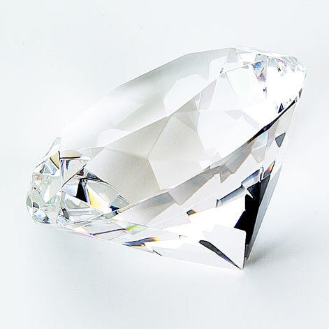 Diamond Paperweight - Villa Decor Design & Style