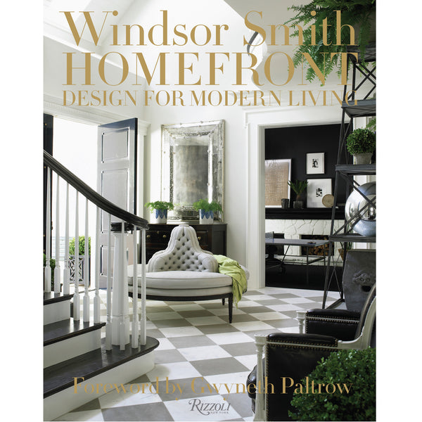 Windsor Smith Homefront: Design for Modern Living - Coffee Table Book - Villa Decor Design & Style