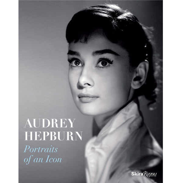 Audrey Hepburn: Portraits of an Icon - Coffee Table Book - Villa Decor Design & Style