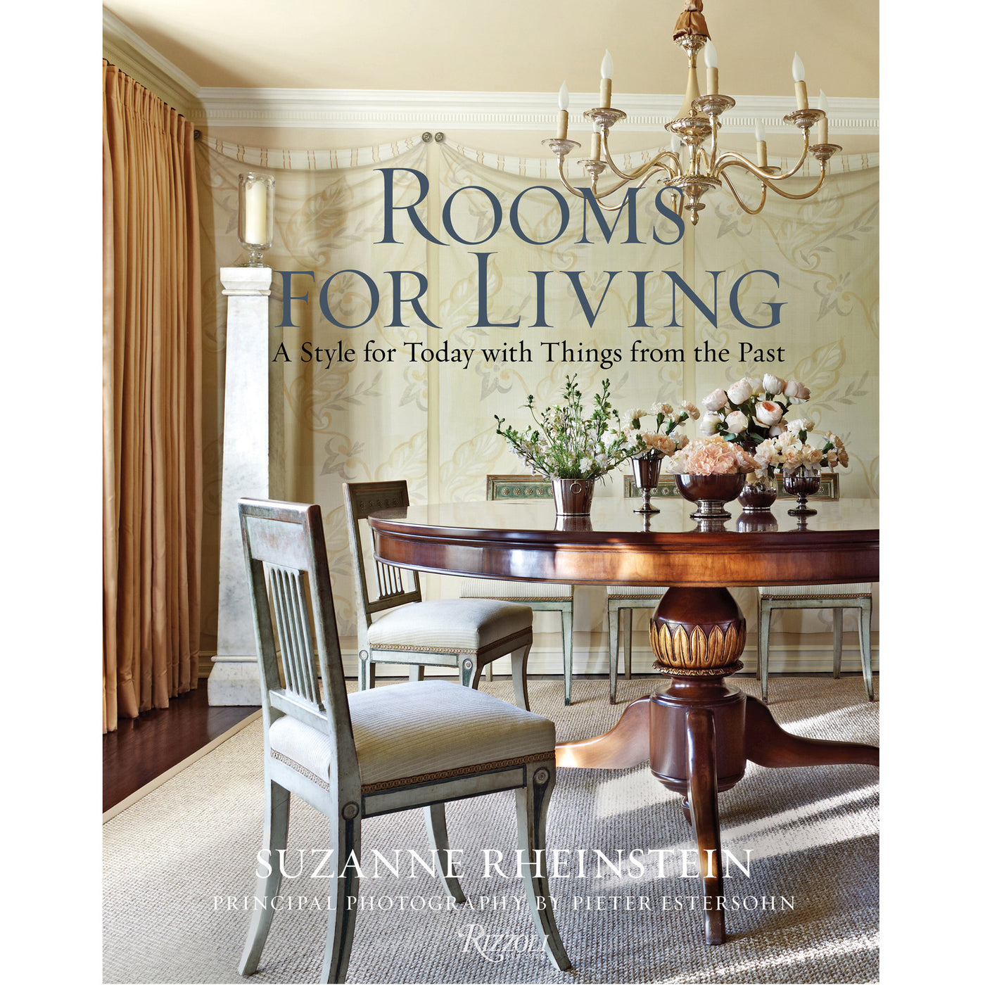 Rooms for Living: A Style for Today with Things from the Past - Coffee Table Book - Villa Decor Design & Style