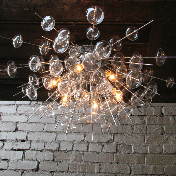 Bubbles Light Fixture - Villa Decor Design & Style - 1