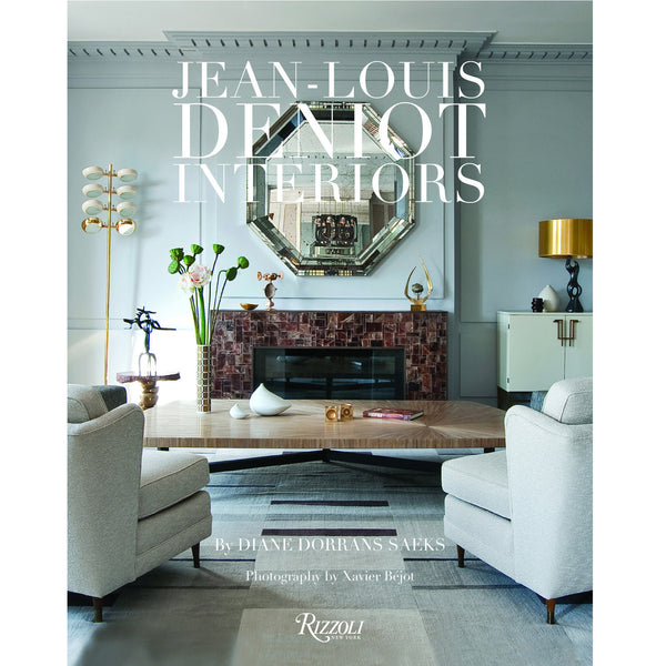 Jean-Louis Deniot: Interiors - Coffee Table Book - Villa Decor Design & Style