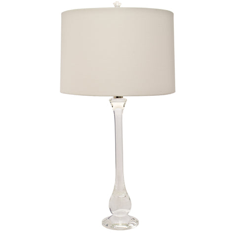 Ponte Clear Lamp - Villa Decor Design & Style - 1