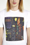 David Bowie 'Ziggy Stardust' T-Shirt - White