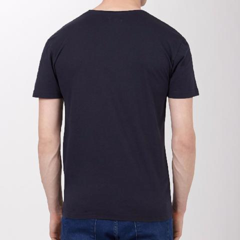 The Jam Logo T-Shirt - Navy