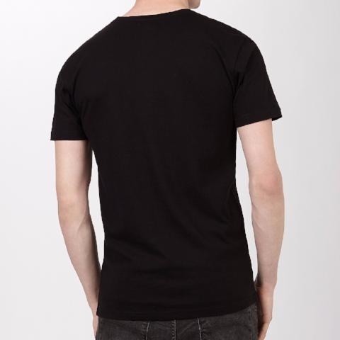 WPGC Logo T-Shirt - Black