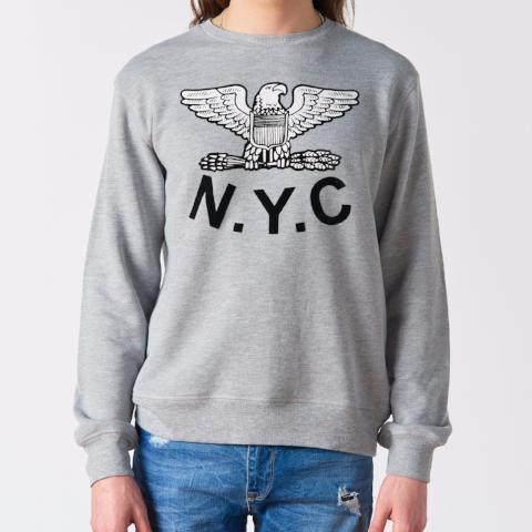 Eagle Logo NYC Sweatshirt