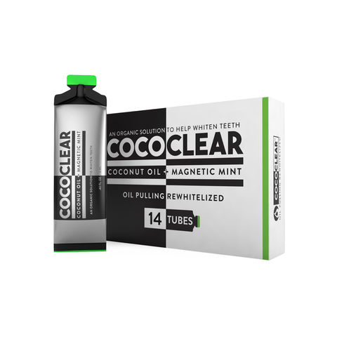 CocoClear (2 Week Oil Pulling Program)