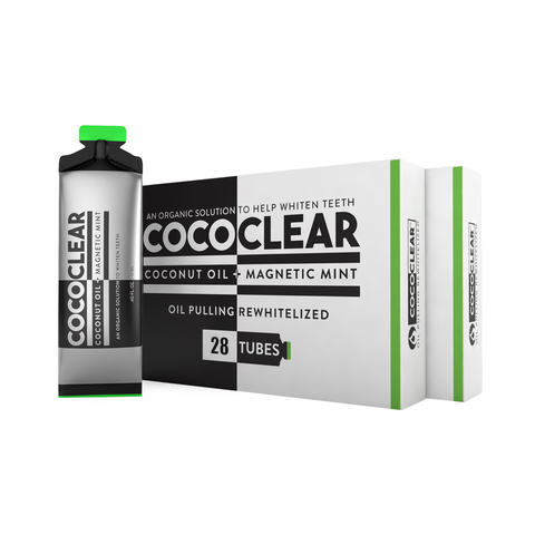 CocoClear (4 Week Oil Pulling Program)