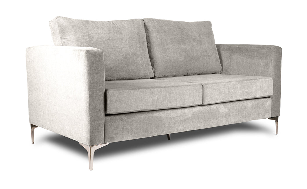 Addelle 3-Seater Sofa - Como Smoke