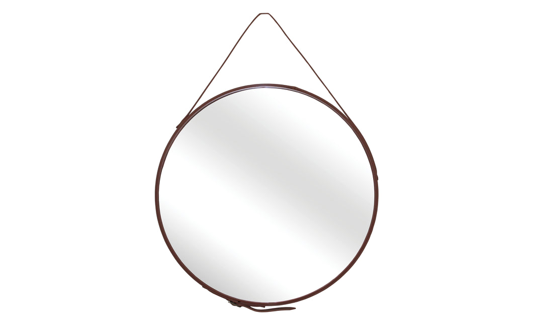 Piers Mirror - Brown