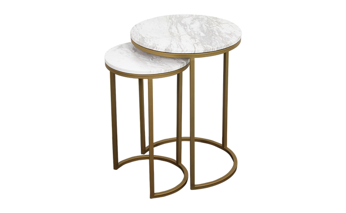 Set Of 2 Talora Side Tables