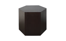 Leonardo Hexagonal Side Table