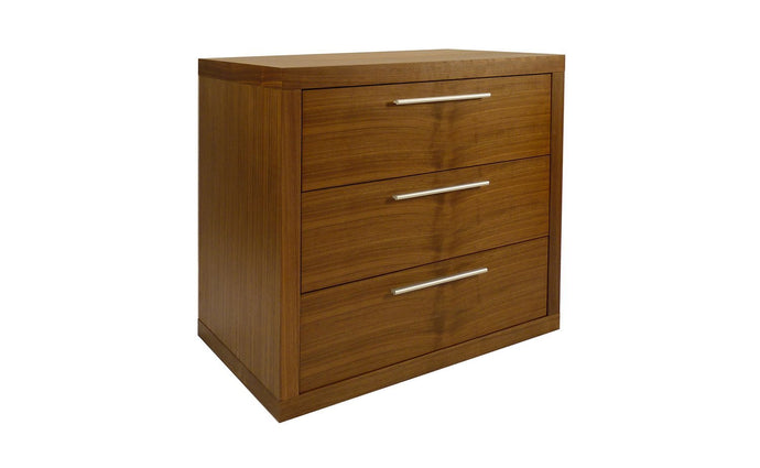 Distinctify Petto Chest of Drawers - Walnut