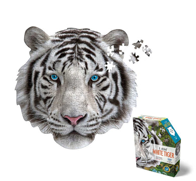 I Am White Tiger Mini Puzzle