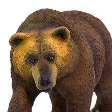 Load image into Gallery viewer, Jumbo Grizzly Bear Figure