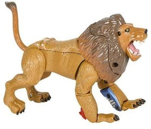 Lion Robot Action Figure
