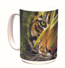 Load image into Gallery viewer, Emerald Forest Ceramic Mug