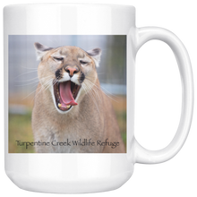 Load image into Gallery viewer, Marissa Cougar Ceramic Mug