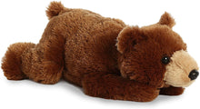 Load image into Gallery viewer, 12 inch Grizzly Bear Plush