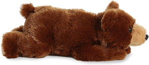 12 inch Grizzly Bear Plush