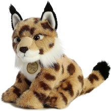Load image into Gallery viewer, 10 inch Lynx Plush