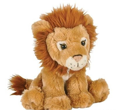 Animal Den Lion Plush