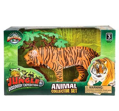 Articulated Tiger Action Figure
