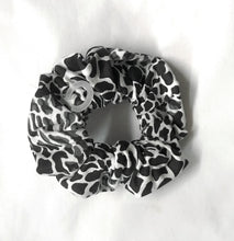 Load image into Gallery viewer, Handmade Animal Print Scrunchies