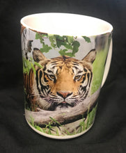 Load image into Gallery viewer, Chuff Tiger Ceramic Mug