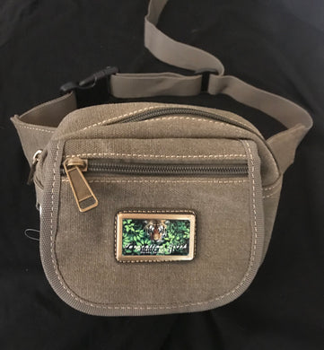 Small Canvas Fanny Pack