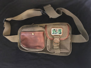 Canvas Hip Pouch