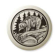 Load image into Gallery viewer, Porcelain Grizzly Pendant