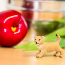 Load image into Gallery viewer, Lion Cub Figure
