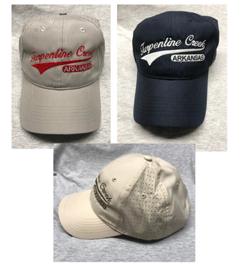 Turpentine Creek Swoosh Ball Cap