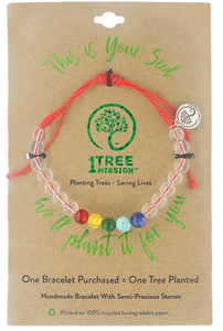 1 Tree Mission Maple Bracelet
