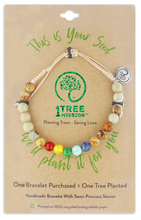 Load image into Gallery viewer, 1 Tree Mission Aspen Tree Bracelet