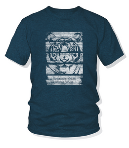LAST CHANCE!!: Shutter Tiger Adult T-Shirt