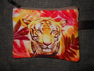 Bright Tiger Wallet