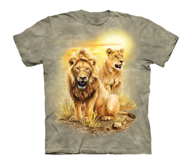 Lion Duo Adult Tee